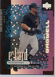 2000 Upper Deck e-Card #E3 Cal Ripken Jr.