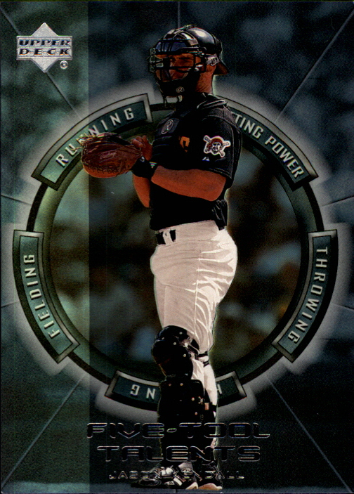 2000 Upper Deck Five-Tool Talents #FT3 Jason Kendall