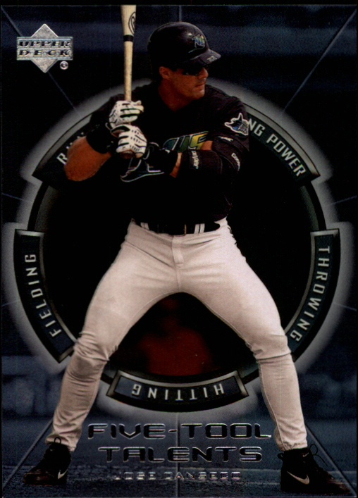 2000 Upper Deck Five-Tool Talents #FT8 Jose Canseco