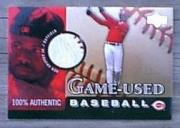 2000 Upper Deck Game Ball #BKG Ken Griffey Jr.