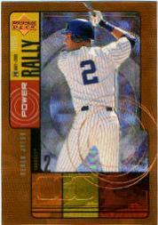 2000 Upper Deck Power Rally #P11 Derek Jeter
