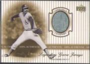 2000 Upper Deck Legends Legendary Game Jerseys #JRF Rollie Fingers