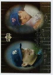 2000 Upper Deck Legends Reflections in Time #R3 R.Clemens/N.Ryan