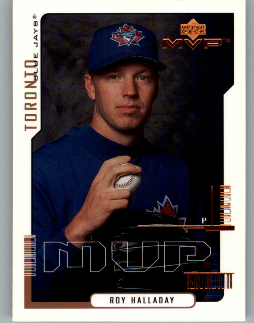 2000 Upper Deck MVP #39 Roy Halladay