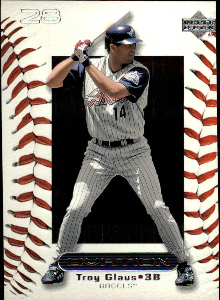 2000 Upper Deck Ovation #2 Troy Glaus