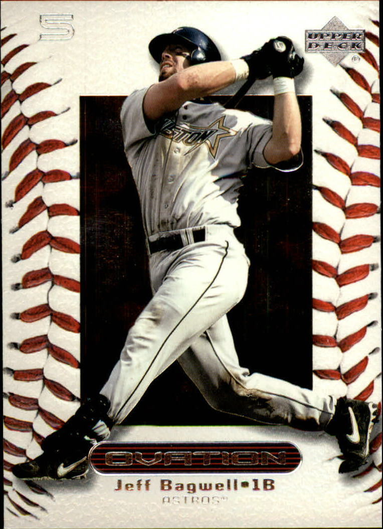 2000 Upper Deck Ovation #3 Jeff Bagwell