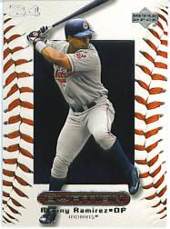 2000 Upper Deck Ovation #26 Manny Ramirez