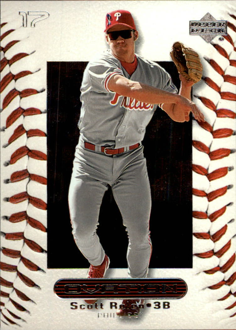 2000 Upper Deck Ovation #41 Scott Rolen