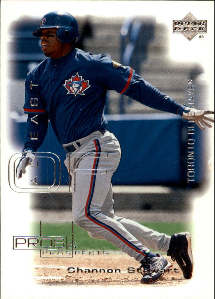2000 Upper Deck Pros and Prospects #8 Shannon Stewart