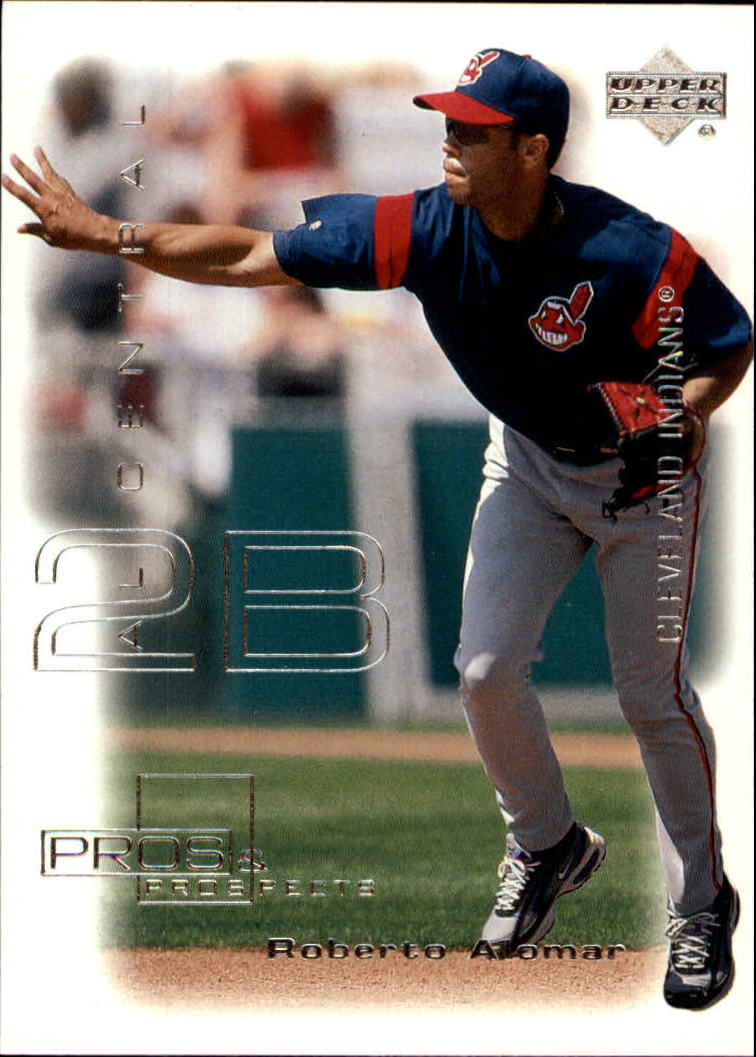 2000 Upper Deck Pros and Prospects #15 Roberto Alomar