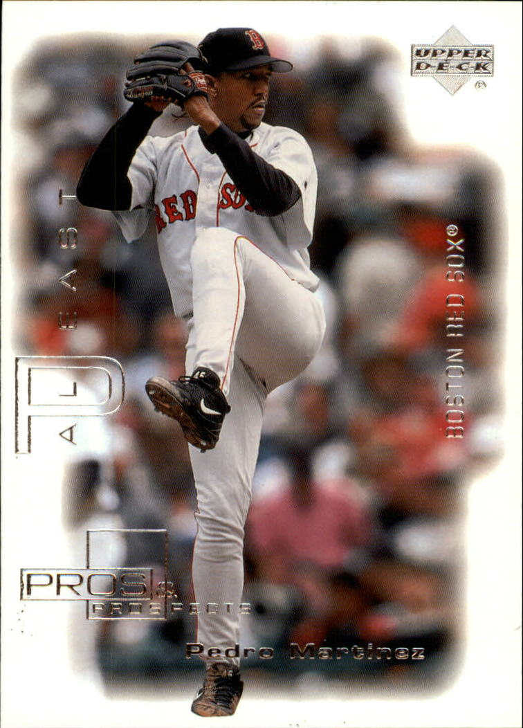 2000 Upper Deck Pros and Prospects #27 Pedro Martinez