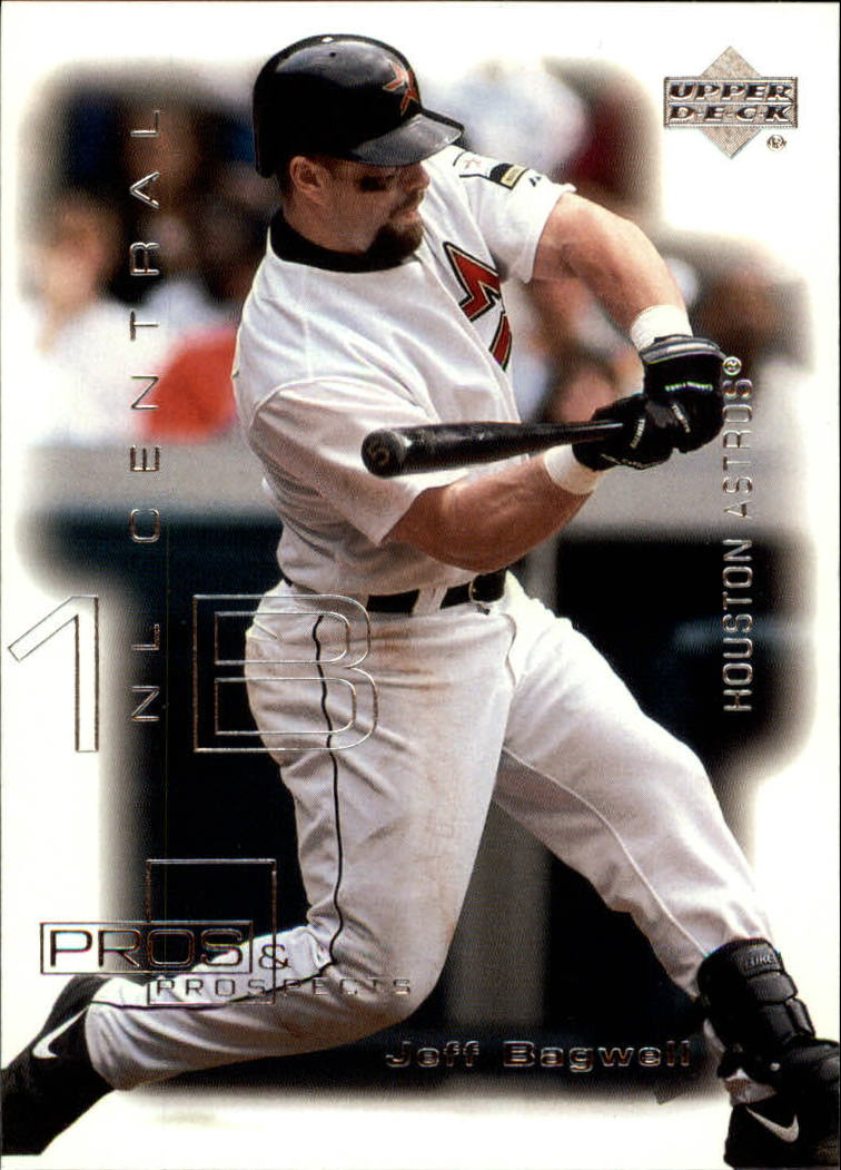 2000 Upper Deck Pros and Prospects #45 Jeff Bagwell