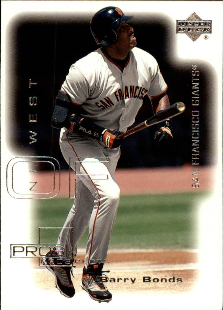2000 Upper Deck Pros and Prospects #69 Barry Bonds