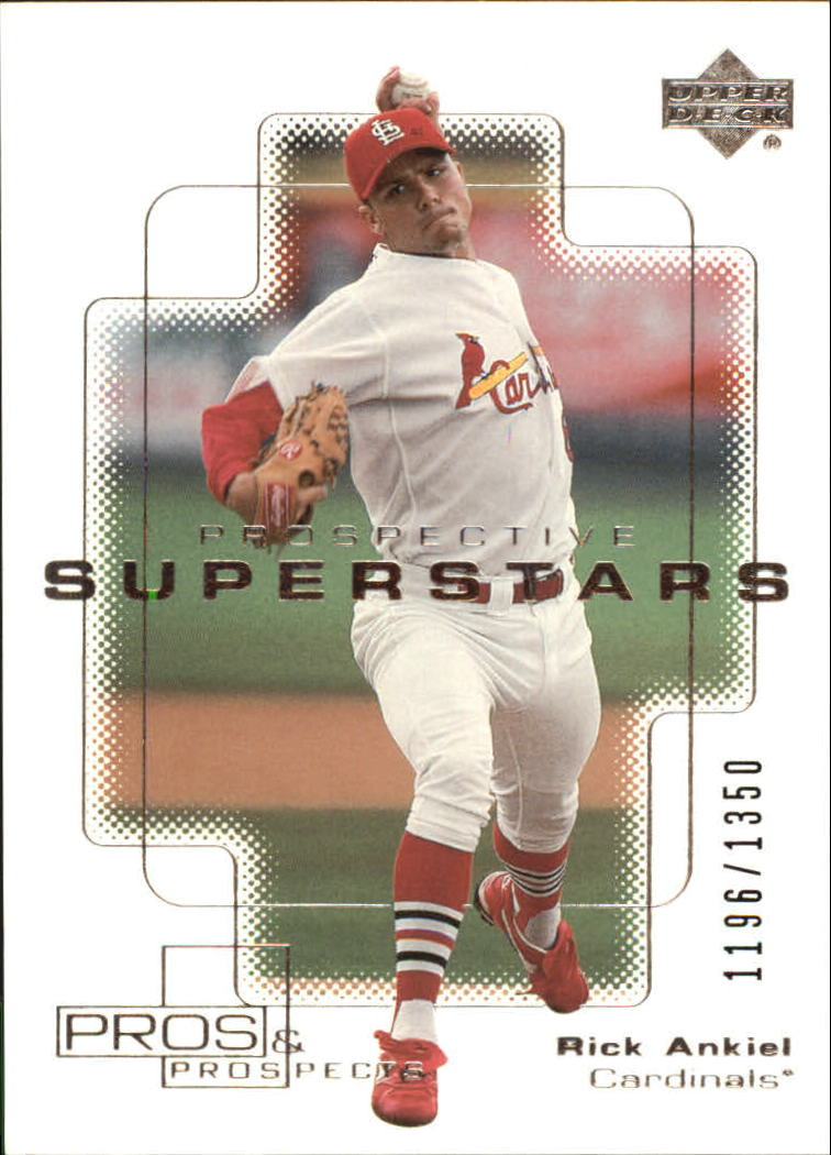 2000 Upper Deck Pros and Prospects #91 Rick Ankiel PS