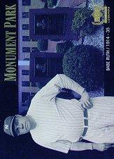 2000 Upper Deck Yankees Legends Monument Park #MP2 Babe Ruth