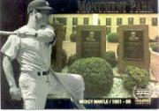 2000 Upper Deck Yankees Legends Monument Park #MP3 Mickey Mantle front image