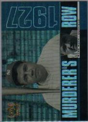 2000 Upper Deck Yankees Legends Murderer's Row #MR2 Babe Ruth
