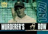 2000 Upper Deck Yankees Legends Murderer's Row #MR3 Bob Meusel