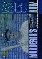 2000 Upper Deck Yankees Legends Murderer's Row #MR9 Earle Combs