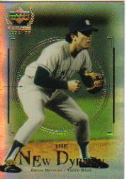 2000 Upper Deck Yankees Legends New Dynasty #ND2 Graig Nettles