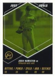 2000 Just Tools Imagine #7 Josh Hamilton/Carlos Gonzalez