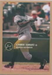 2000 Just Gold #193 Alfonso Soriano