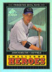 2000 SP Top Prospects Small Town Heroes #S1 Josh Hamilton