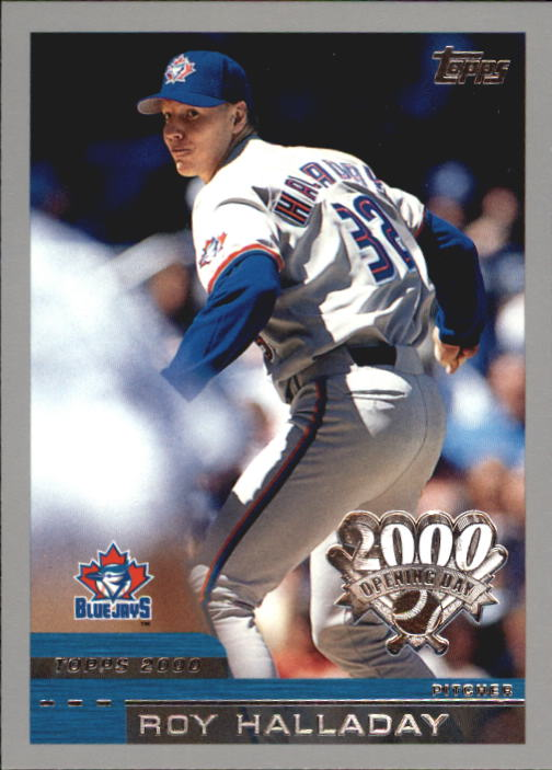 2000 Topps Opening Day #90 Roy Halladay