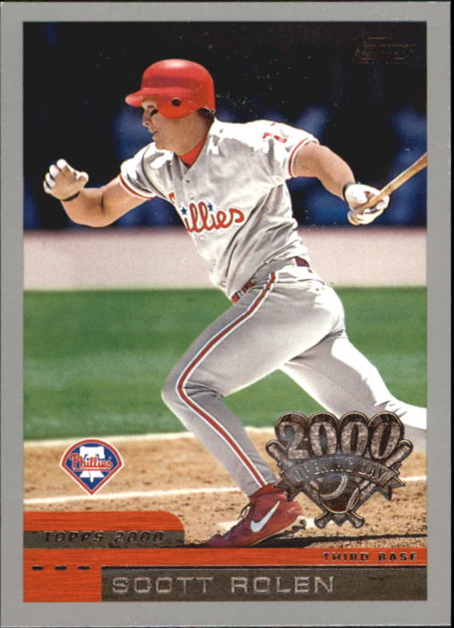 2000 Topps Opening Day #143 Scott Rolen