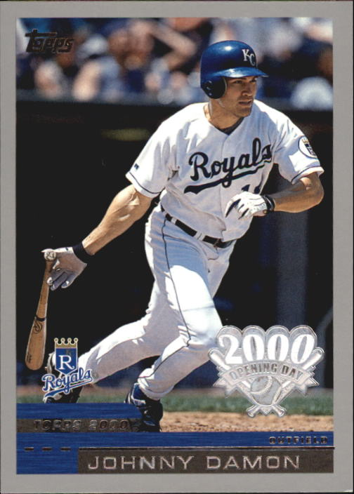 2000 Topps Opening Day #152 Johnny Damon