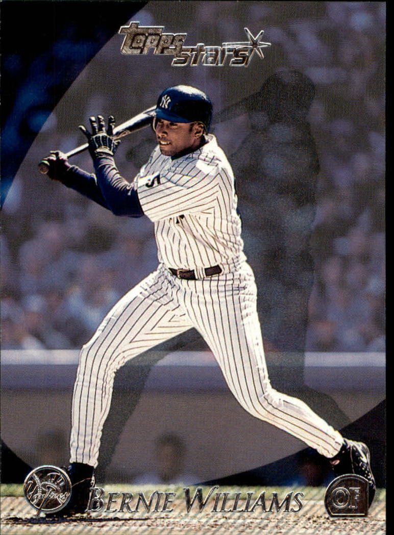 2000 Topps Stars #97 Bernie Williams