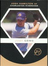 2000 Just Gems Imagine #JG7 Josh Hamilton