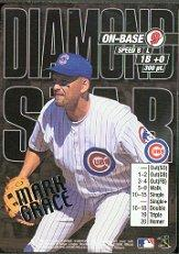 2000 MLB Showdown Diamond Star Promos #7 Mark Grace