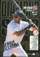 2000 MLB Showdown Diamond Star Promos #19 Bernie Williams