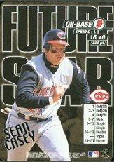 2000 MLB Showdown Future Star Promos #4 Sean Casey
