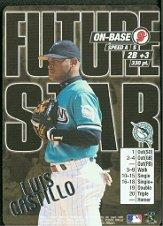 2000 MLB Showdown Future Star Promos #5 Luis Castillo