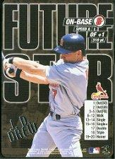 2000 MLB Showdown Future Star Promos #6 J.D. Drew
