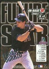 2000 MLB Showdown Future Star Promos #7 Erubiel Durazo