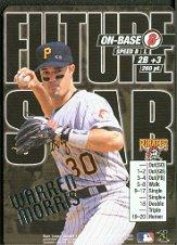 2000 MLB Showdown Future Star Promos #13 Warren Morris