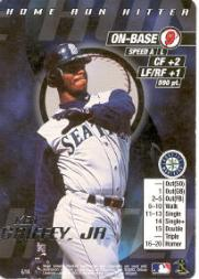 2000 MLB Showdown Home Run Hitter Promos #6 Ken Griffey Jr. front image