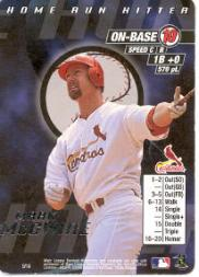 2000 MLB Showdown Home Run Hitter Promos #9 Mark McGwire