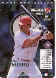 2000 MLB Showdown Home Run Hitter Promos #10 Rafael Palmeiro