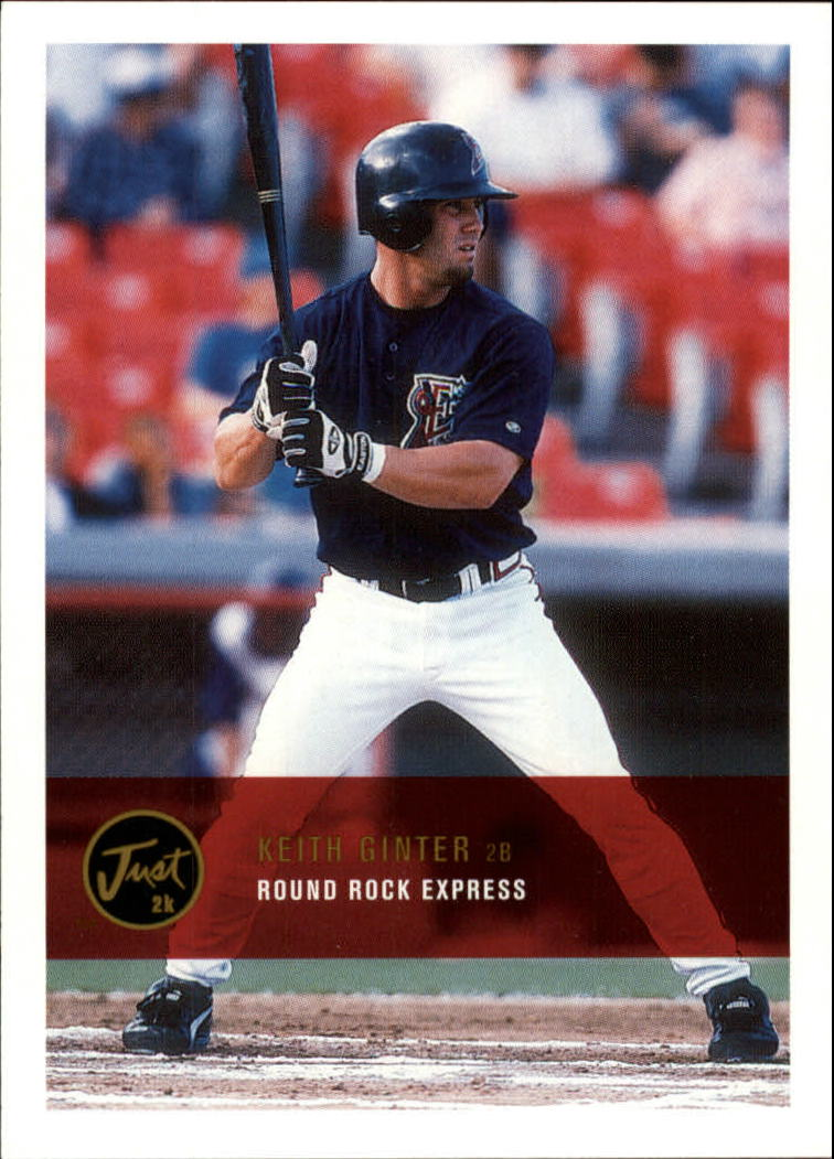 2000 Just #234 Keith Ginter