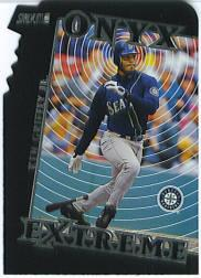 2000 Stadium Club Onyx Extreme Die Cuts #OE1 Ken Griffey Jr.