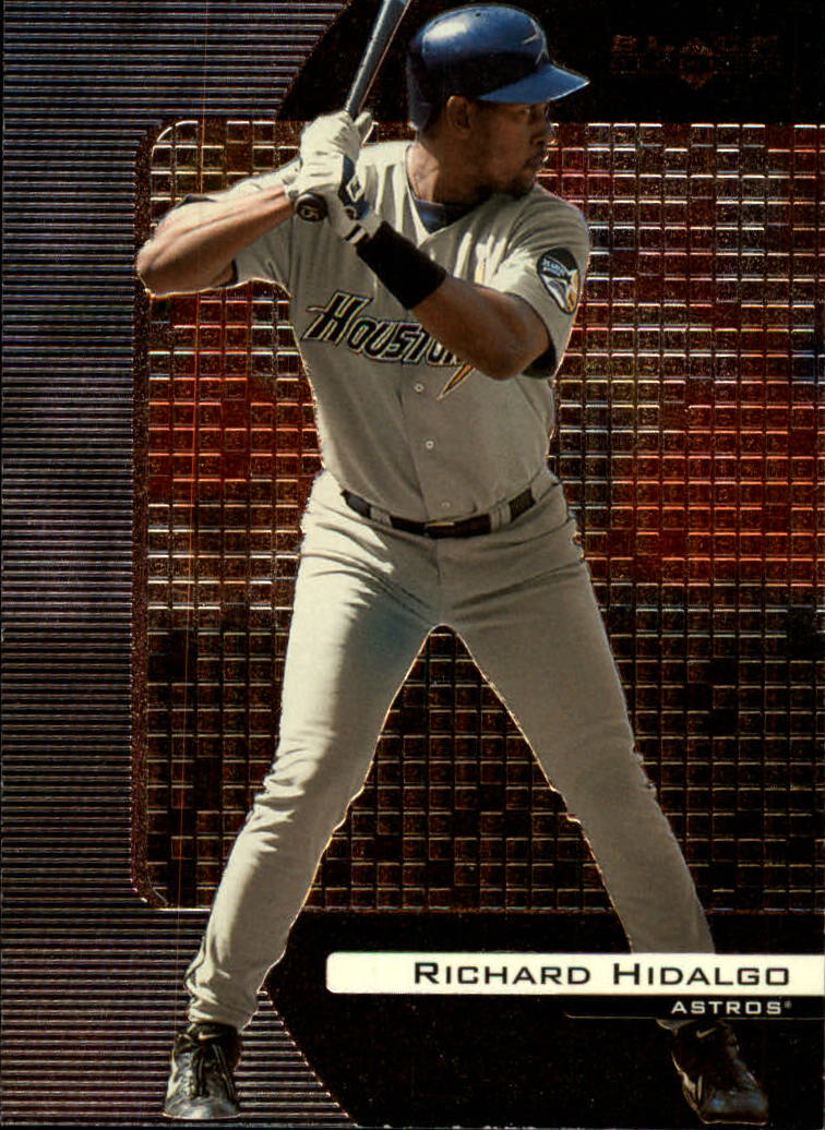 2000 Black Diamond #39 Richard Hidalgo