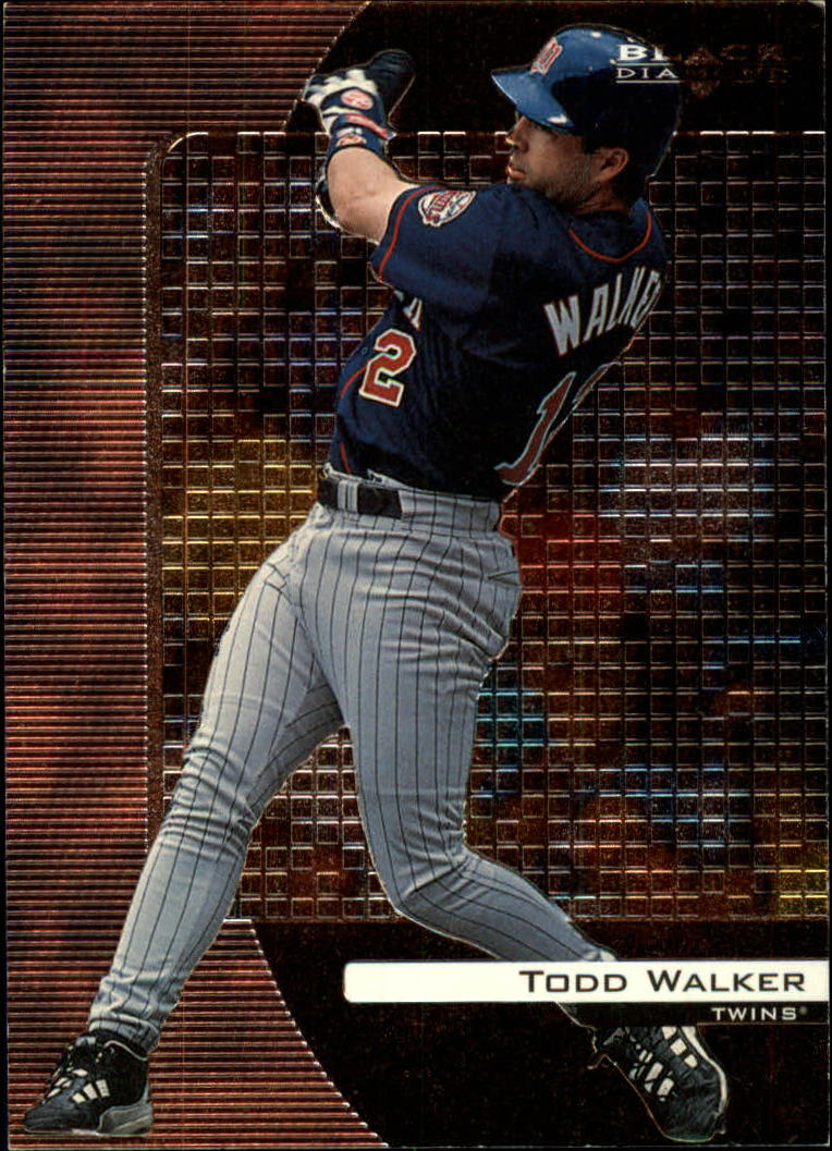 2000 Black Diamond #48 Todd Walker
