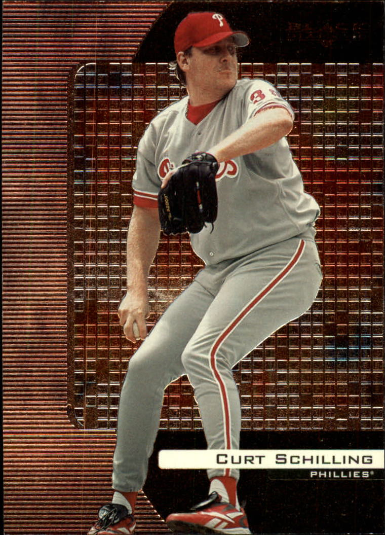2000 Black Diamond #66 Curt Schilling
