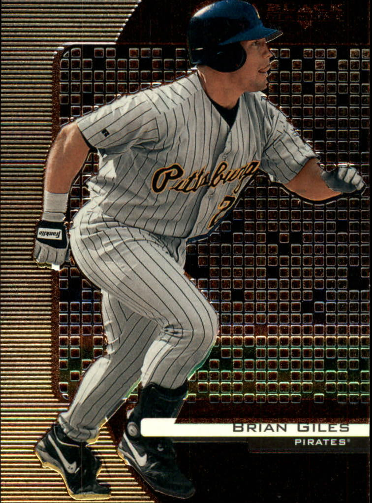 2000 Black Diamond #69 Brian Giles