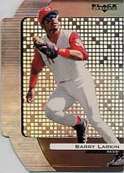 2000 Black Diamond Reciprocal Cut #23 Barry Larkin