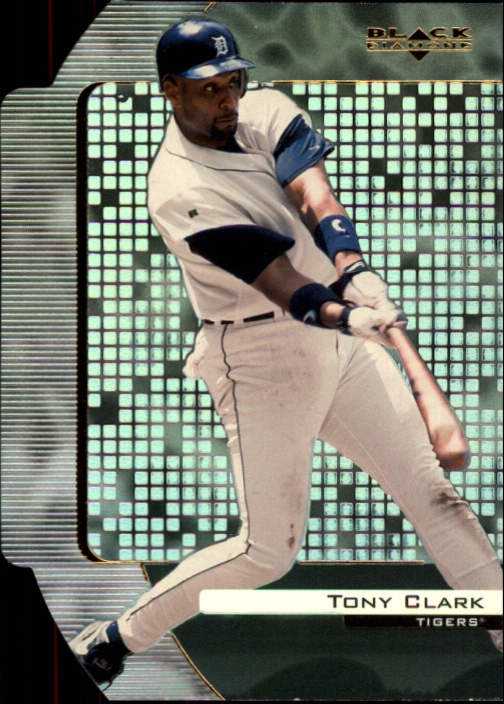 2000 Black Diamond Reciprocal Cut #32 Tony Clark